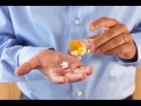 Прием медикаментов при простатите
