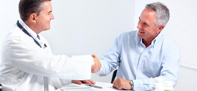 Помощь врача при наличии температуры